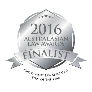 Employment Law Specialist Firm of the Year